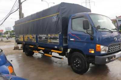 Xe tải hyundai hd120sl trả trước 20% nhận xe ngay