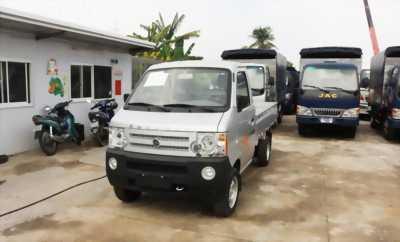 Bán xe tải dongben 870kg thùng lửng giá rẻ bào hành 3-4 năm