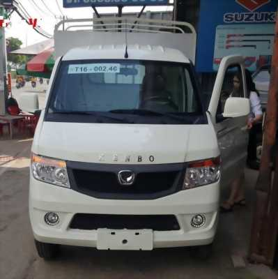 Xe tải kenbo 900kg tại Thủ Đức. Thùng dài 2m7
