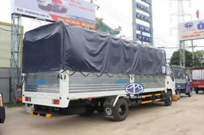 Xe tải isuzu 1T9 thùng siêu dài 6m2