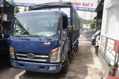 Thanh lý xe tải veam 1T9 thùng 6m, trả góp ở TPHCM