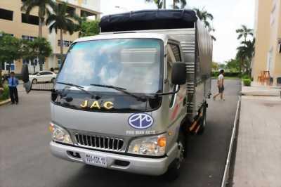Chuyên bán xe tải JAC 2T4, xe tải JAC thùng dài 3m7