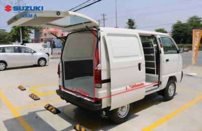 Xe tải suzuki blind van tại Thủ Đức