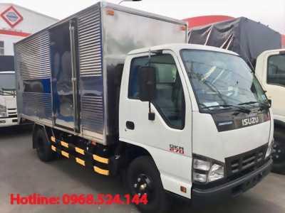 -Xe tải isuzu 1T9 đang giảm giá sâu vào cuối năm, hỗ trợ trả góp đầy đủ