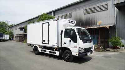 Bán Xe tải đông lạnh isuzu, xe đông lạnh 1t9, xe tải đông lạnh 2 tấn, xe tải đông lạnh 1.4 tấn