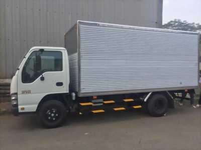 Bán xe tải isuzu thùng kín cực chất , giá cạnh tranh, trả trước