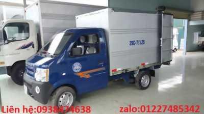 xe tải nhỏ dongben thùng kín giá rẻ
