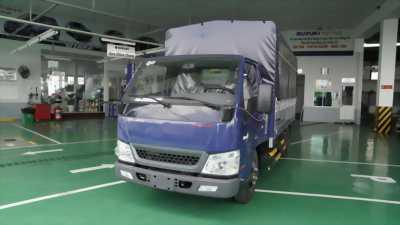 Xe tải hyundai iz49 1T9 hạ tải vào thành phố - giá xe tải 1,9 tấn