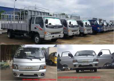 Dòng xe tải Jac 1t25 hỗ trở trả góp 70-90%