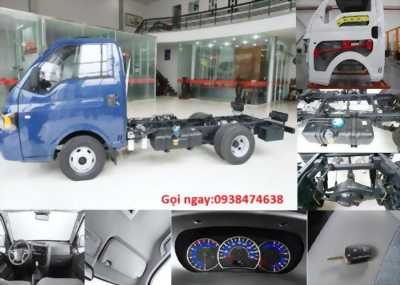 xe tải Jac 990kg giá tốt mùa cuối năm