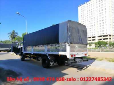 xe tải ISUZU VM1t9 thùng dài 6m2