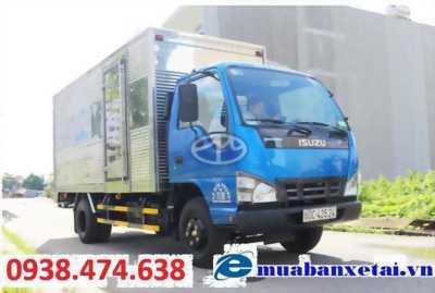 xe tải Isuzu 1t9 QKR thùng kín