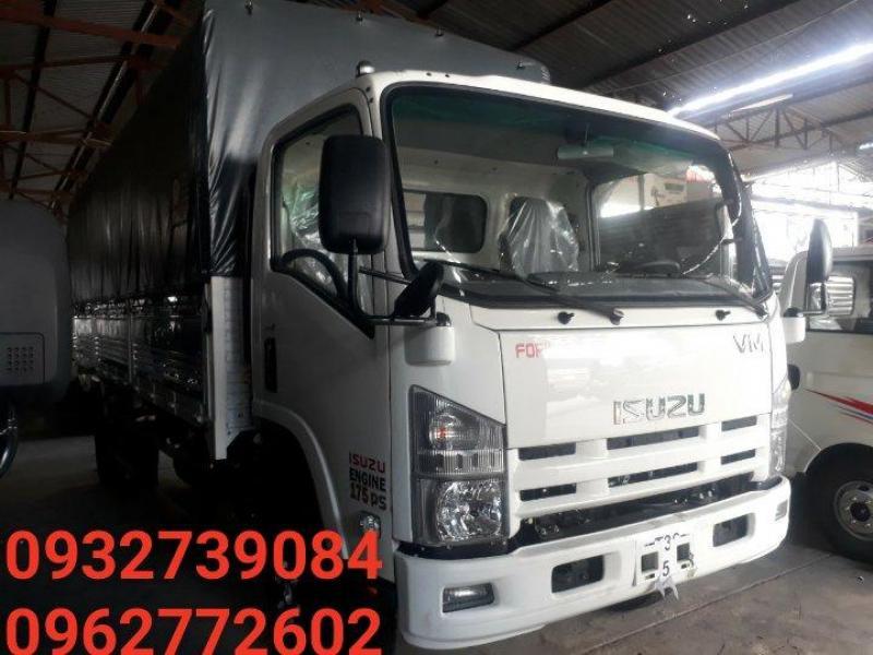 Xe tải Vĩnh Phát 8 tấn 2 - giá rẻ bất ngờ - Ưu đãi cao - 100 triệu nhận xe