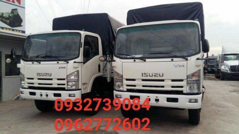 Xe tải Isuzu Vĩnh Phát 8 tấn 2 Giá rẻ đến bất ngờ