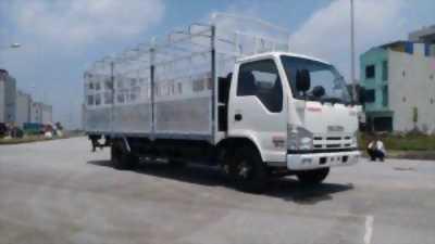 Xe tải ISUZU Vĩnh Phát 1t9 thùng dài 6m2 trả trước 100tr nhận xe