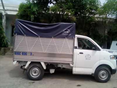 Xe tải Suzuki Pro 2017 - Máy lạnh Cabin nhập khẩu