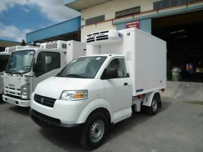 SUZUKI Carry Pro 750kg.