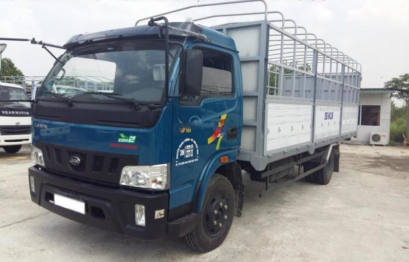 VEAM HYUNDAI 7T5 VT750 thùng dài 6m2