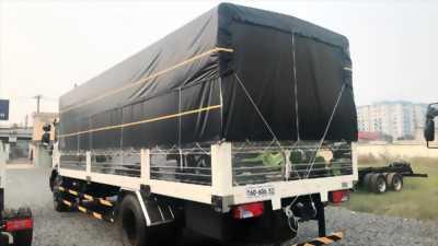 Daewoo 9 tấn thùng mui bạt