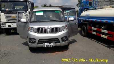 Xe tải Van Dongben 5 chỗ giá rẻ hỗ trợ vay tối đa