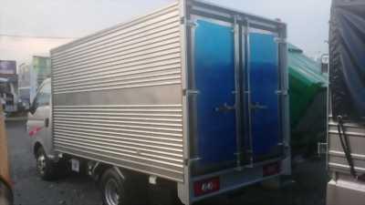 Bán xe tải JAC 990KG, đời 2019, máy isuzu, thùng dài 3m2, giá cực tốt.