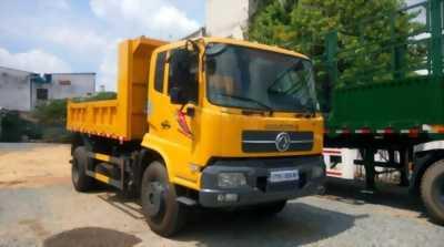 Xe tải ben 8 tấn Dongfeng Hoàng Huy đời 2016