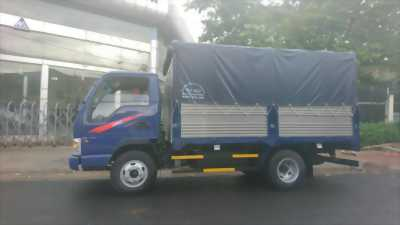 Xe tải JAC 2.4T, HFC1030K4 nhập khẩu mới