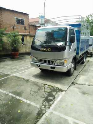 Xe tải Jac 2t49 thùng dài 3m8, trả góp 95% giá trị xe