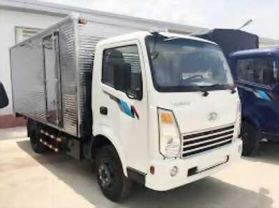 Xe tải thùng kín 2,4 tấn nhập khẩu từ Hàn Quốc