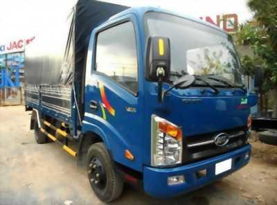 Xe tải Veam VT201 thùng bạt, thùng dài 3m8