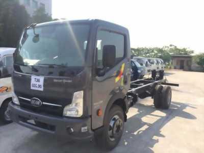 Cần bán Xe tải veam VT650 thùng bạt động cơ Nissan