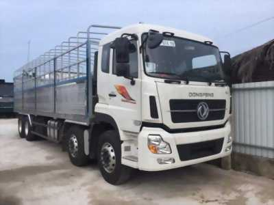 Bán xe tải dongfeng 4 chân 17.99 tấn động cơ yuchai mới