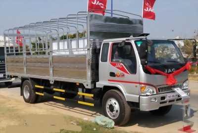 Bán xe tải jac cao cấp 9.15 tấn HFC1383K thùng dài 6.8 mét
