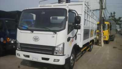 Xe tải Faw 7T3 - máy, Cầu, Hộp số Hyundai- Thùng 6m2