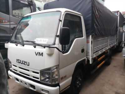 Xe tải isuzu 3.49 tấn nâng tải thùng dài 4.3 mét
