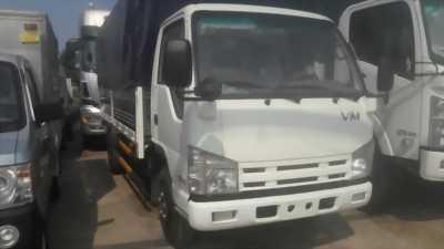 Xe tải Isuzu VM tải trọng 3T5/3.5 tấn. Chạy bằng B2