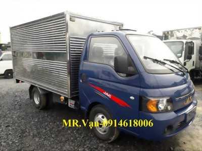 Đại lý bán xe tải 1t25 đời 2019 Máy ISUZU Nhật bản, giá cực tốt