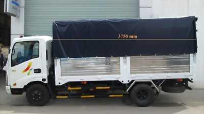 Ra đi gấp xe tải Hyundai giá tốt, chức năng đầy đủ, vận hành êm ái.