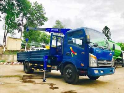 Bán xe VEAM VT260 - tải lắp cẩu TADANO 2,6 tấn