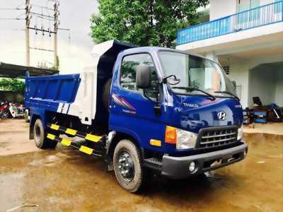 Bán chiếc Hyundai HD650 - tải tự đỗ, hàng đẹp, giá rẻ