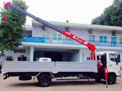 Bán chiếc Hino FC - tải lắp cẩu Unic 3 tấn 3 đốt