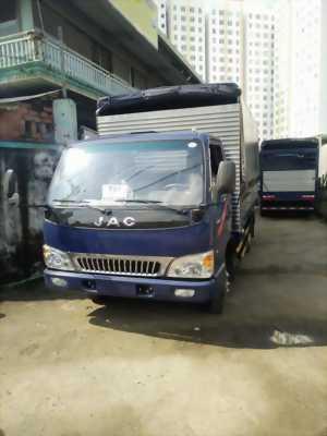 Bán xe tải Jac 4t95, hỗ trợ trả góp 80% giá trị xe