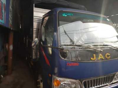 Công ty bán xe tải JAC 2T4. Trả góp 50tr có xe ngay