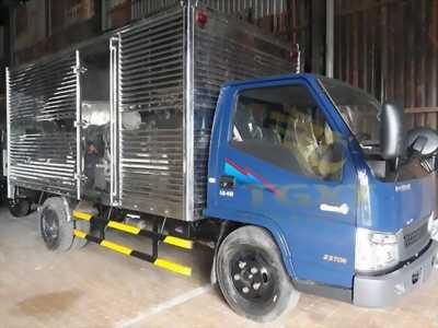 Xe IZ49 Do Thanh|xe tải iz49 thùng kín 2t2.