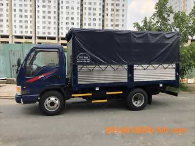 Đại lý bán xe tải JAC 2T4 thùng 4m3 động cơ chính hãng ISUZU