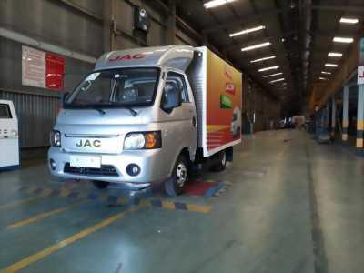 Bán xe tải Jac 2018 cabin Hyundai 990 - 1t25 - 1t49