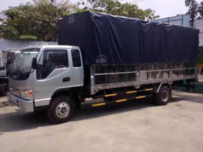 Bán xe tải Jac 6.4 tấn, giá xe tải Jac 6,4 tấn