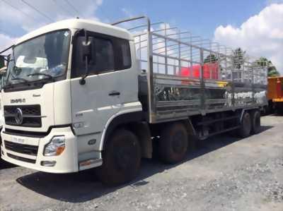 Bán xe tải dongfeng hoàng huy 4 chân 17t9
