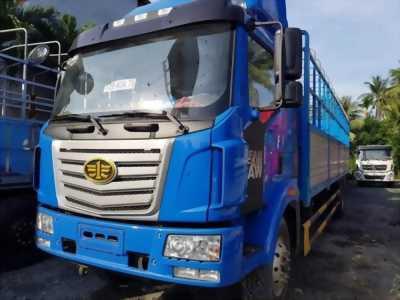 Xe tải faw 7.8 tấn nhập khẩu nguyên chiếc thùng dài 9.75m