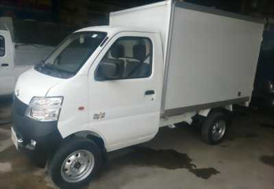 Xe tải veam nhỏ 700kg, máy lạnh sẵn